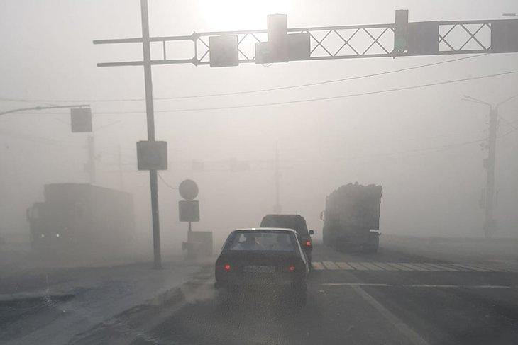 Прокуратура проводит проверку по факту загрязнения воздуха в Братске
