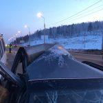 19-летний водитель Toyota Camry погиб при столкновении с «Газелью» на Култукском тракте. Видео.