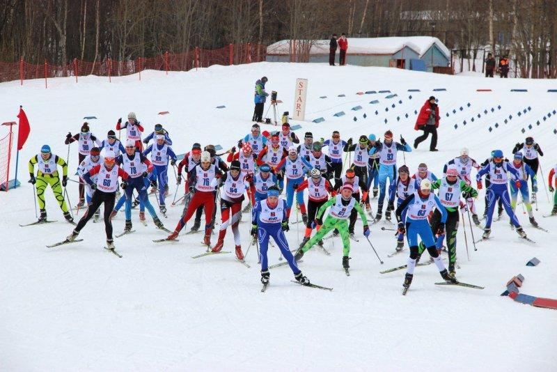 Ангарские лыжники привезли из Кемерово три медали