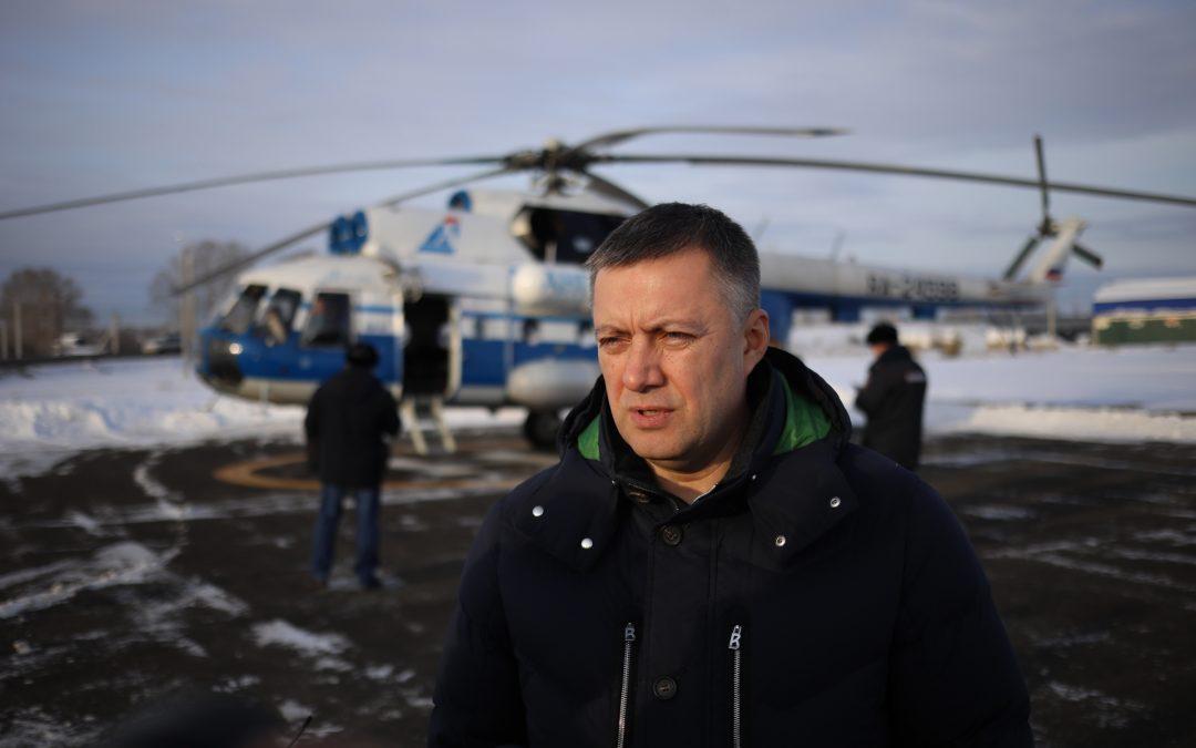 Игорь Кобзев рассказал, какой он увидел Иркутскую область