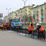 Санитарная очистка пройдет в Ангарском округе с 30 марта по 31 мая