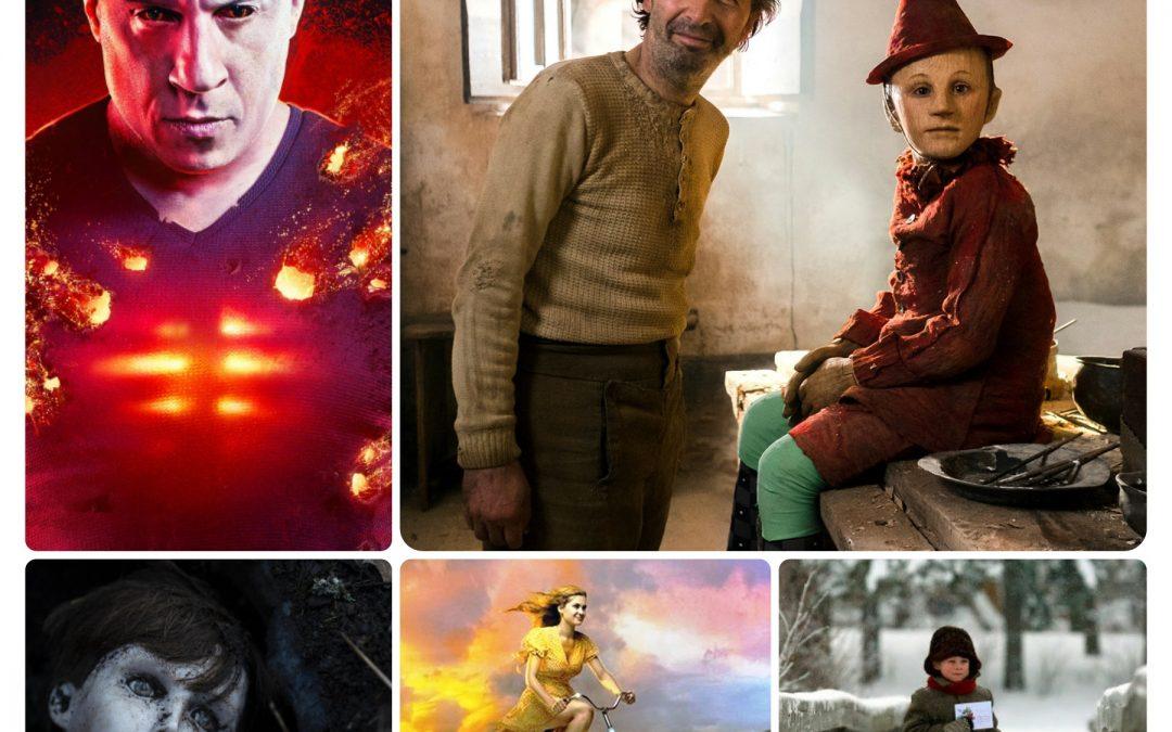 В кинотеатрах Ангарска 12 марта состоялись 4 кинопремьеры