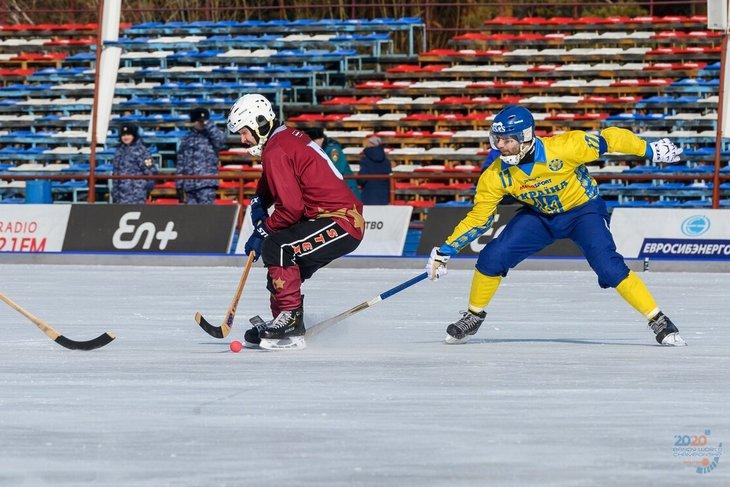 Чемпионат мира по хоккею с мячом перенесли на октябрь