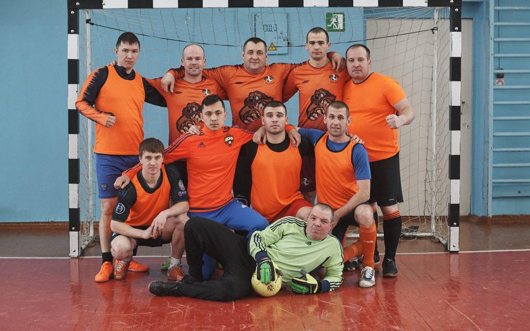 Интервью с ТОП игроком любительского футбола в Ангарске