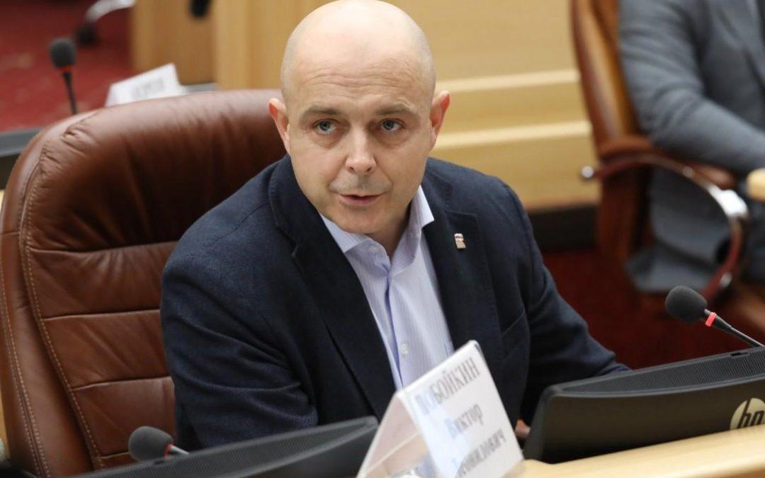 Сергей Сокол: необходимо корректировать законы по защите от лесных пожаров