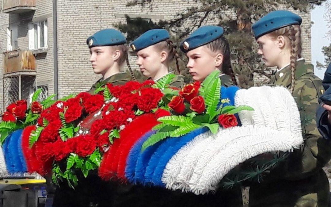 23 марта в День памяти ул. Горького на час перекроют