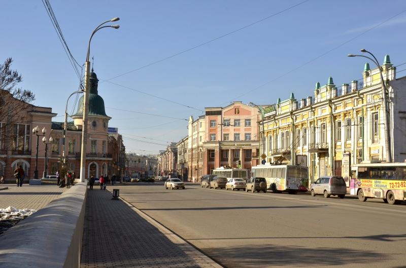 Индекс самоизоляции в Ангарске выше, чем в Москве