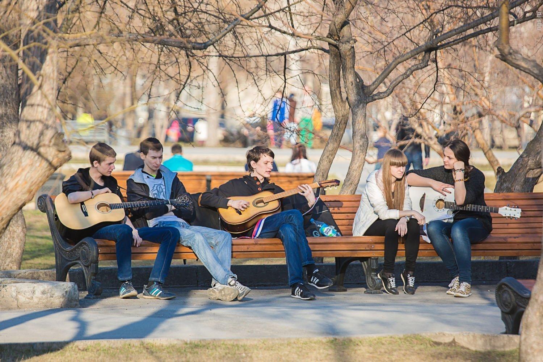 Смешные фото молодежи во дворах