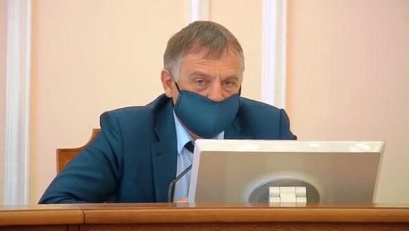 Сергей Петров призвал ангарчан добросовестно соблюдать режим самоизоляции