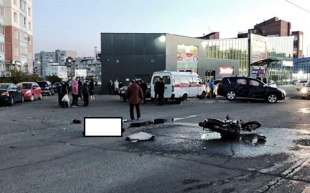 ГИБДД в Ангарске возьмет мотоциклистов под особый контроль