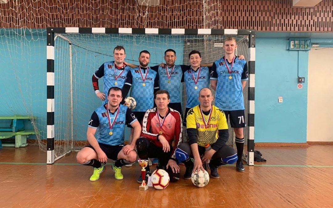 ЛФК «Ермак» выиграл крайний до карантина турнир по футболу
