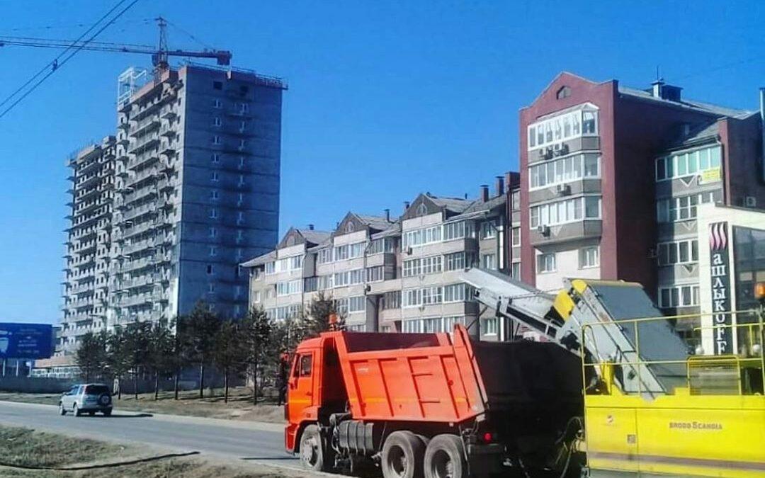 В Ангарске началась традиционная весенняя уборка