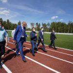 Развитие спорта — один из приоритетов для региона