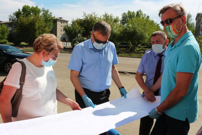 Дороги в Ангарске будут ремонтировать комплексно