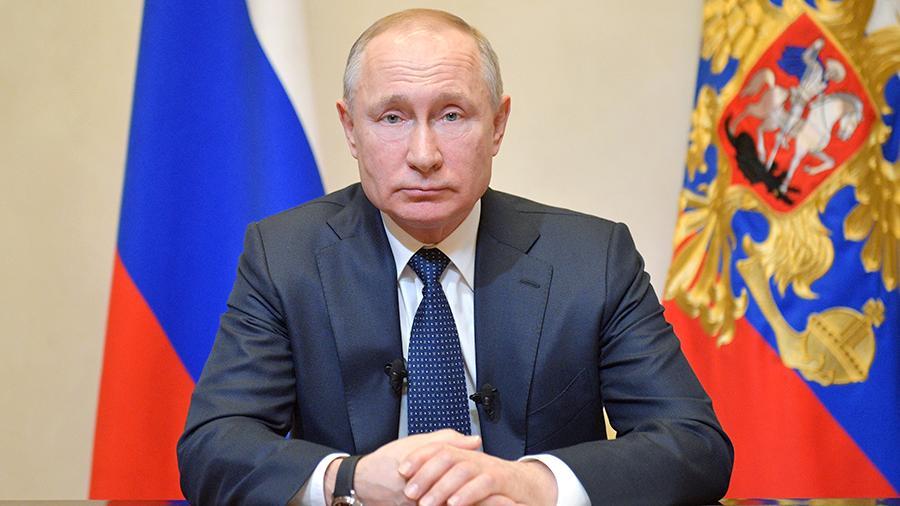 Что сказал Путин. Текст и тезисы обращения 11 мая 2020 года.