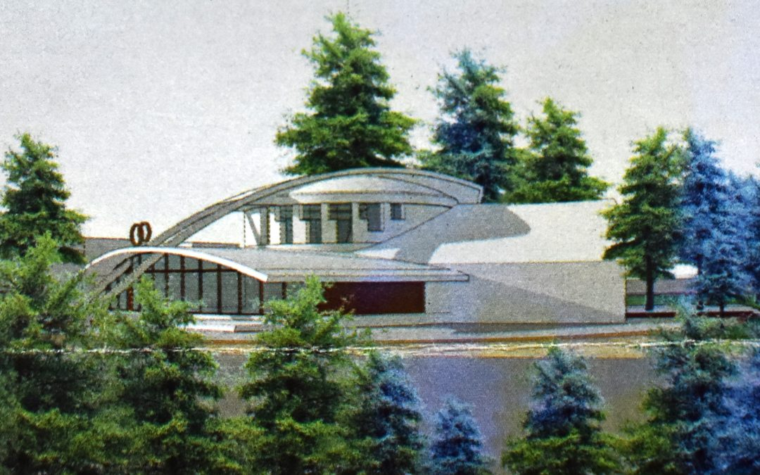 В Ангарске построят новый Дворец бракосочетания (эскизы)