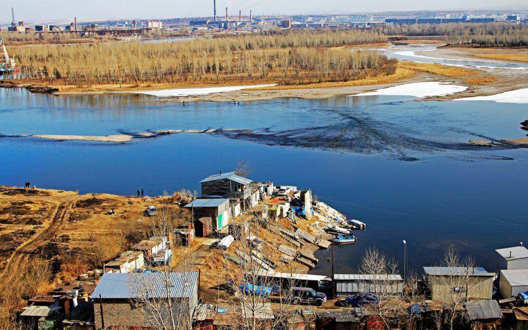 На реках Иркутской области открыта навигация