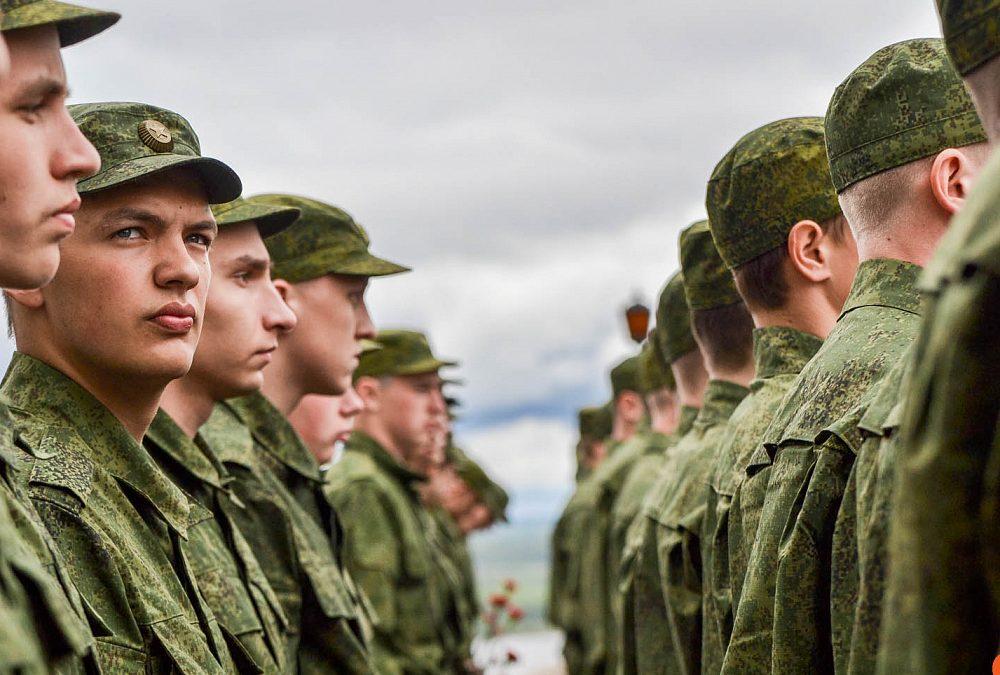 Призывные комиссии заработали в Иркутской области