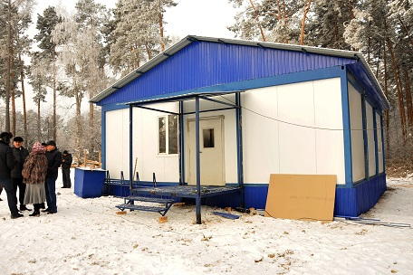 Фельдшерско-акушерский пункт открылся в Зуе