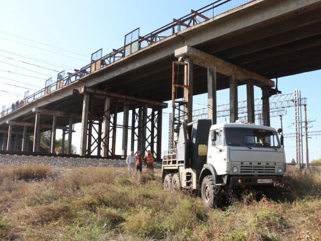 Разработан проект реконструкции виадука в Мегете