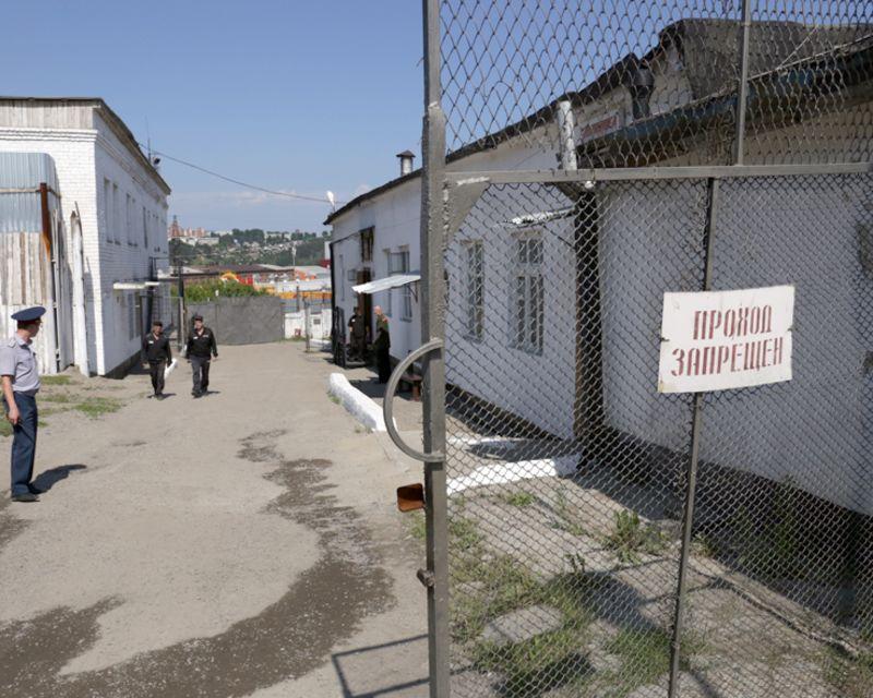 Минюст рассматривает возможность переноса ИК-6 в Ангарск