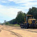 Новый участок Ленинградского проспекта планируют открыть в сентябре