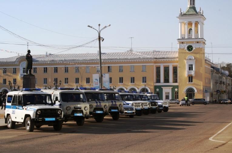 Количество преступлений в Иркутской области сократилось на 10%