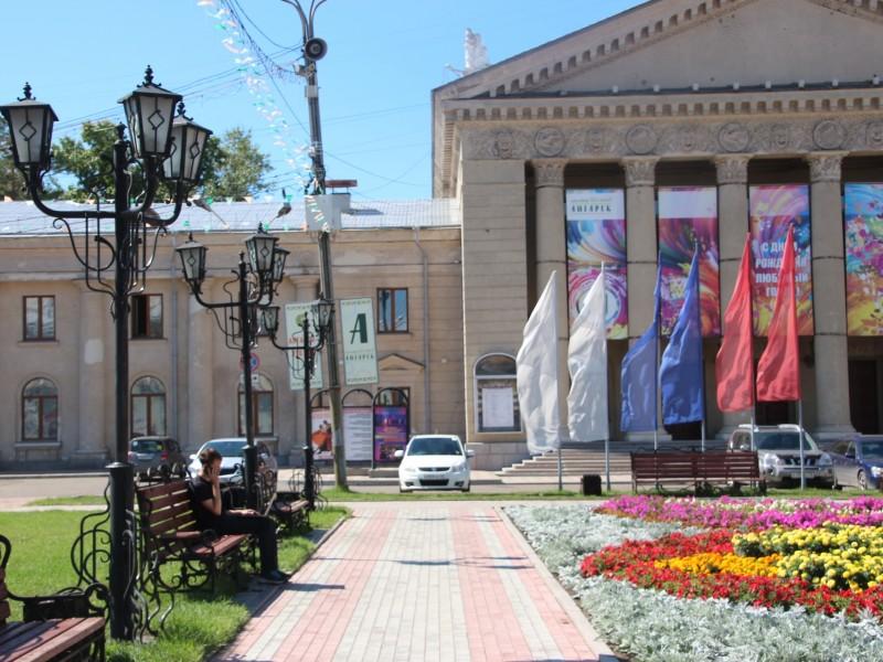 Итоги голосования в Ангарске, в Иркутской области, в России