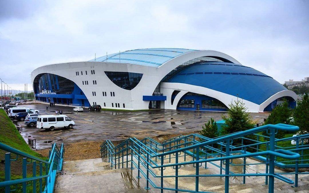 ХК «Байкал-Энергия» будет базироваться в новом ледовом дворце