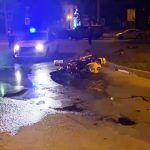 Разыскиваются свидетели ДТП с мотоциклом