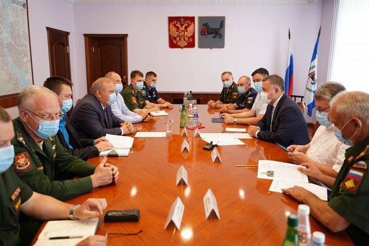 Комитет Госдумы РФ поддержит создание Суворовского училища в Иркутске