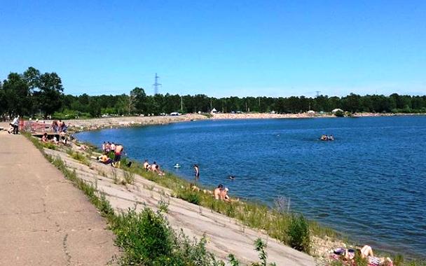 Роспотребнадзор объявил купание в Еловском пруду опасным