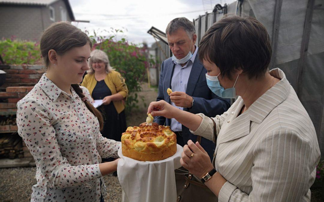 Победители конкурса «Лучшая семейная усадьба» живут в Ангарске