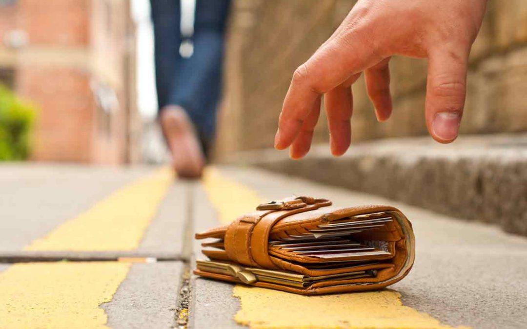 Кража или находка? Можно ли присвоить себе найденное имущество?