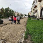 За срыв сроков по ремонтам тротуаров — штраф