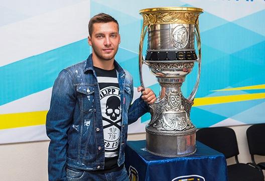 Владислав Калетник: «Спасибо «Ермаку» за поддержку в сложный период!»