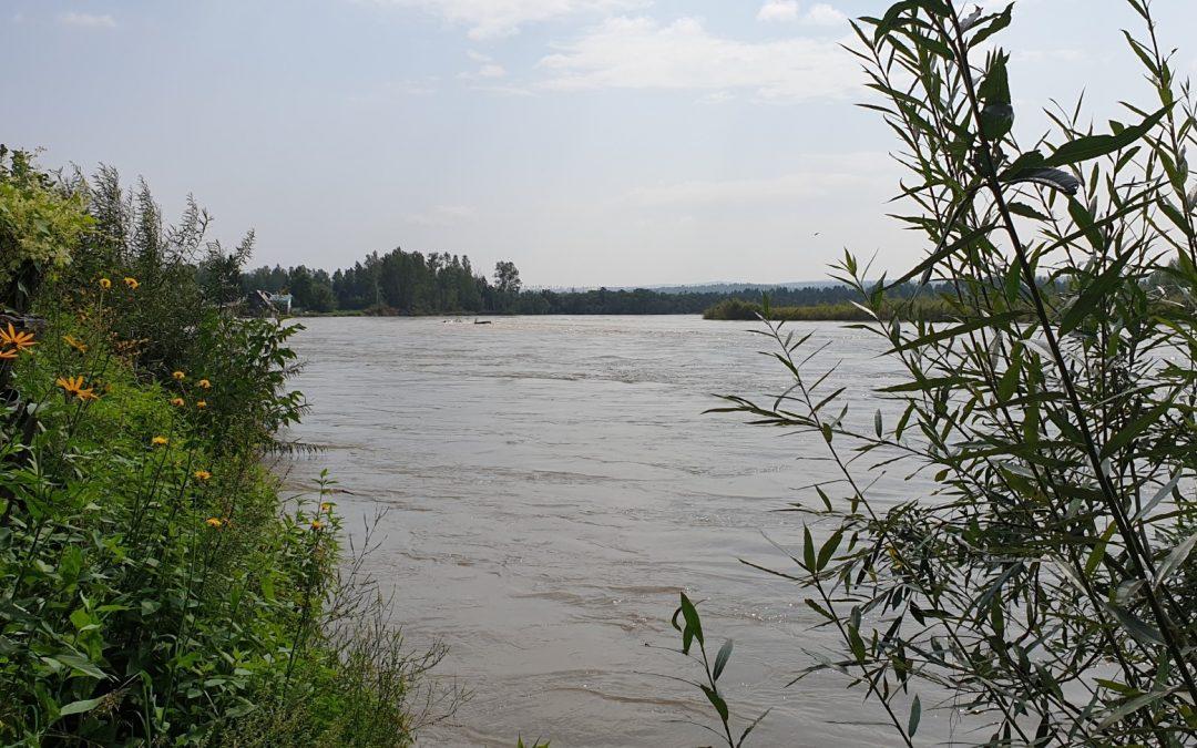 Гидрологическая обстановка на реке Китой остается под контролем МЧС
