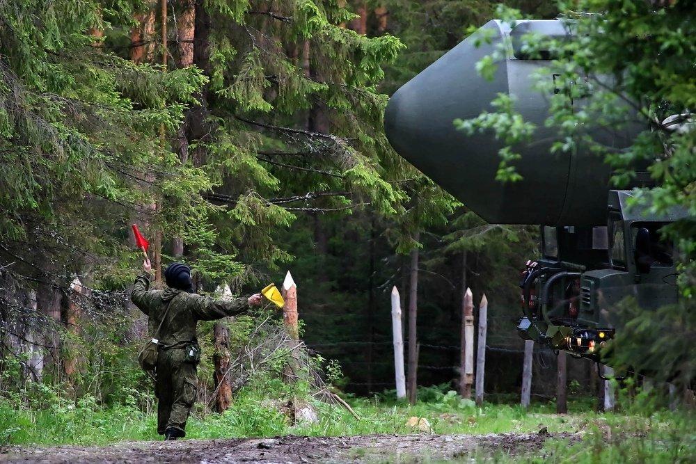 В Иркутской области пройдут учения ракетных войск