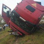 Пять человек погибли в страшном ДТП возле Биликтуя (видео)