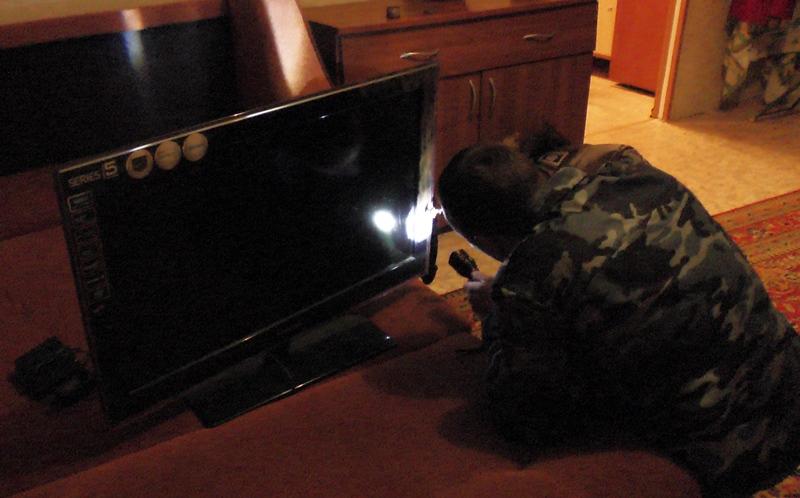 За кражу телевизора — на зону строгого режима