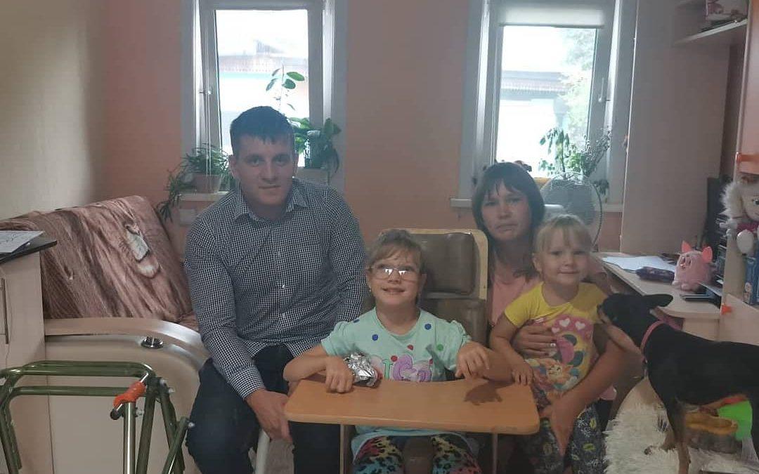 Час добра с Анатолием Кюрсом. В помощь Диане Булдаковой.