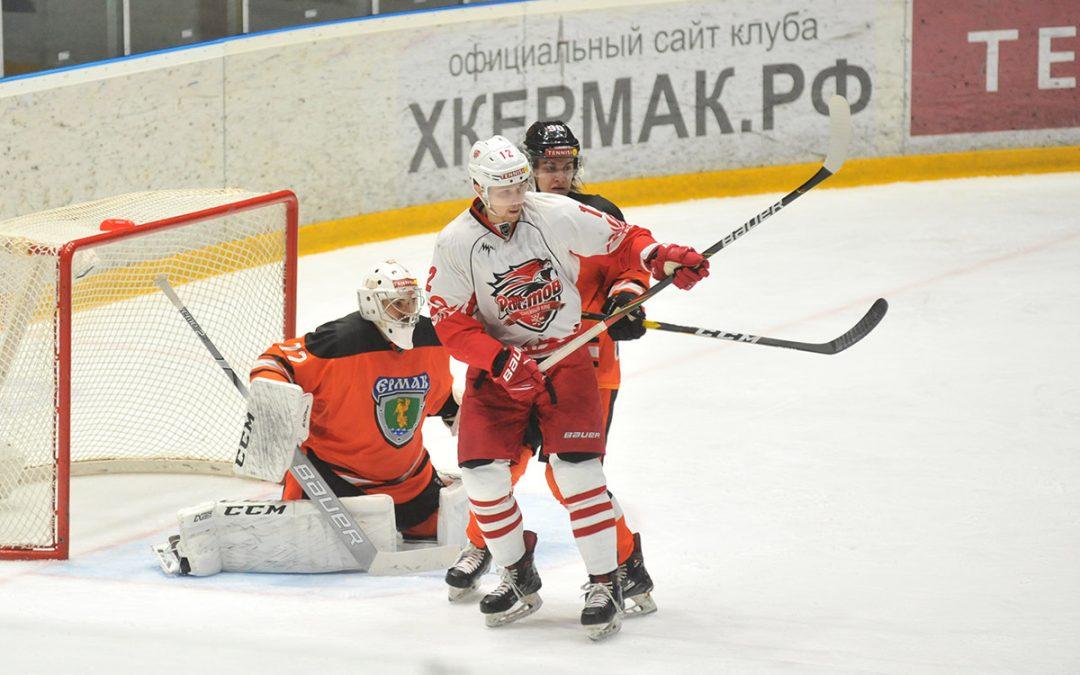 Кто оказался «папой» в матче «Ермак» — «Ростов»?