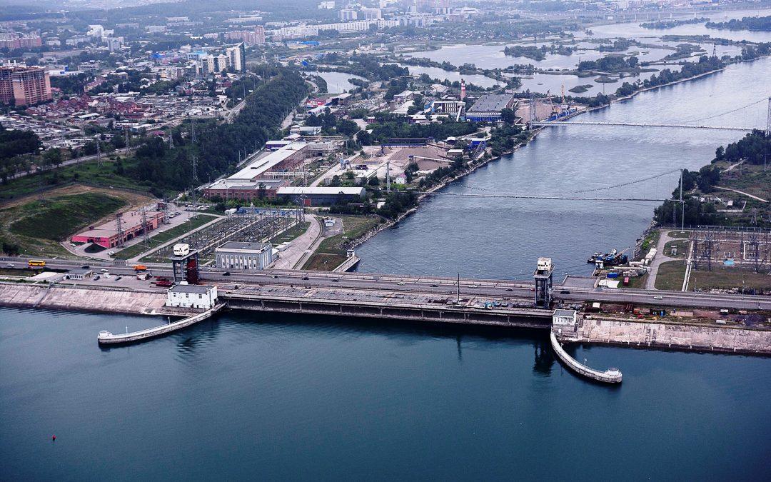 На Иркутской ГЭС увеличили сброс воды. Предупреждение МЧС!