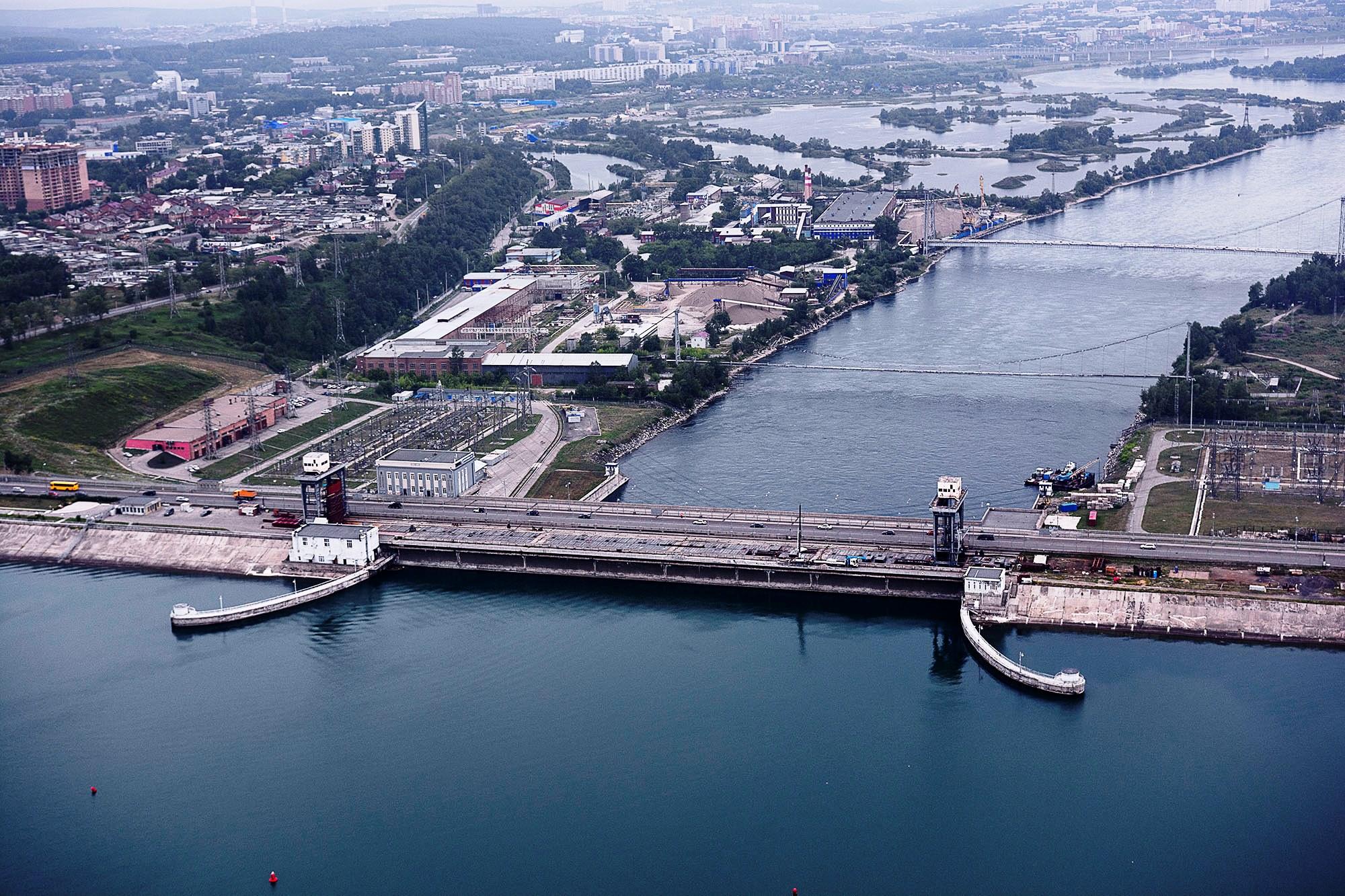 На Иркутской ГЭС увеличили сброс воды. Предупреждение МЧС! -