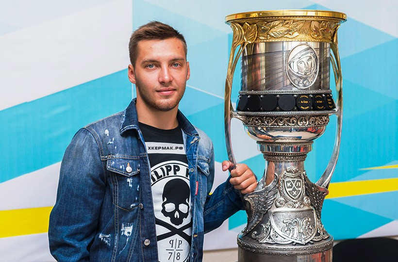 Владислав Калетник сыграет в «Ермаке»