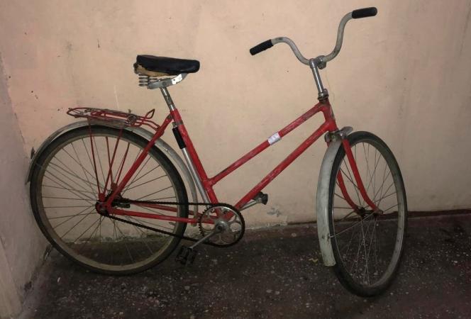 Полиция Ангарска разыскивает владельца велосипеда