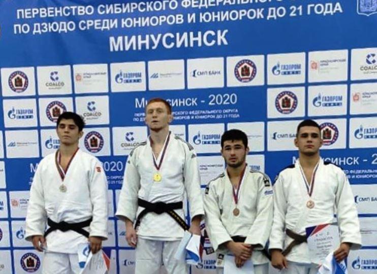 Десять медалей завоевали дзюдоисты Иркутской области на первенстве СФО