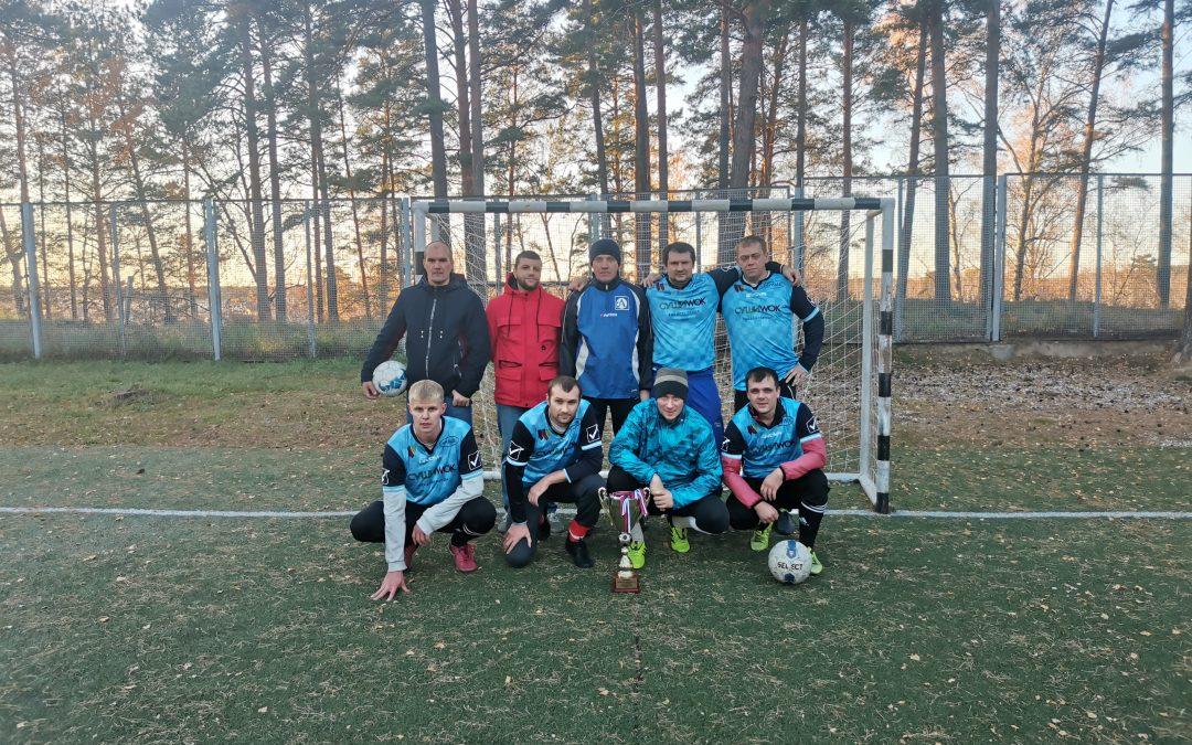 Чемпионат Ангарска по футболу. Итоги летнего сезона.