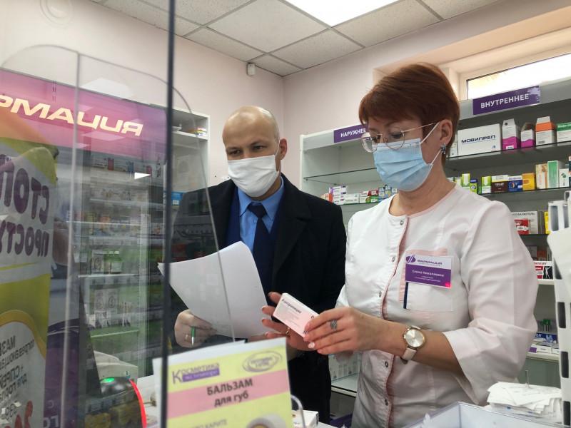 Прокуратура проверяет причины дефицита лекарств в аптеках
