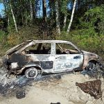 В Ангарске задержан подозреваемый в краже и поджогах автомобилей